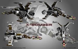 X-Bomber study by dsherratt74