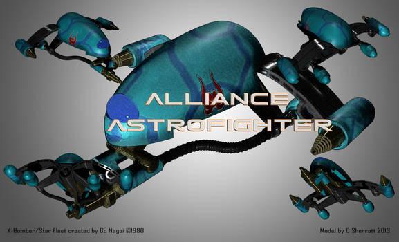 Astrofighter Study