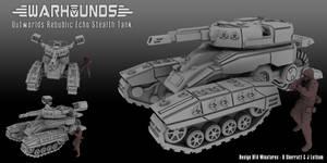 Outworlds Republic Echo Stealth Tank