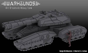 AFE Broadside Heavy Tank