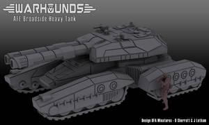 AFE Broadside Heavy Tank