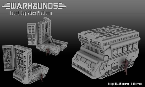 HLP - Hound Logistics Platform