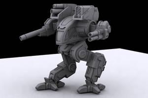 CONJURER II (aka HELLHOUND MW4 Version)