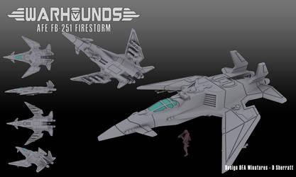 AFE Firestorm Bomber