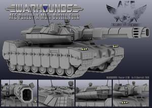 AFE Panzer X High Detail