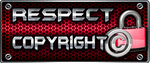 Respect Copyright Stamp by Mr-Blade