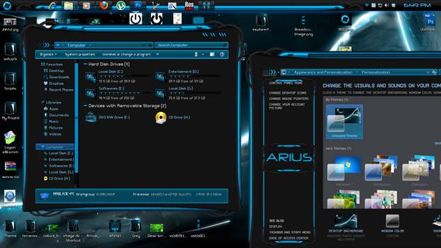 Arius Preview