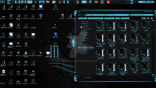 Reactor-X Blue [Preview]