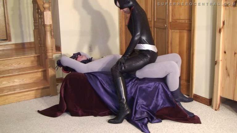 Batman Vs. Black Bat4 by villainofspand