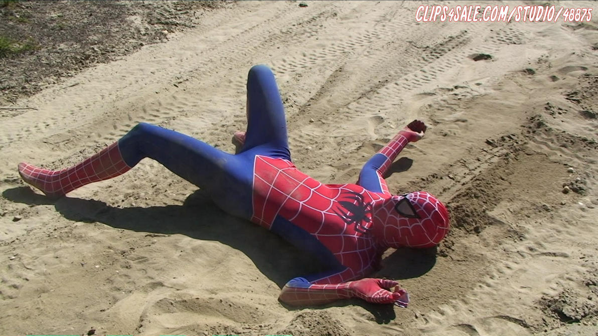 SPIDERGIRL IN VIRTUE STOLEN by villainofspand