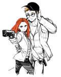 Steve x Natasha