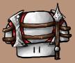 Warrior Mushroom by Nahelys