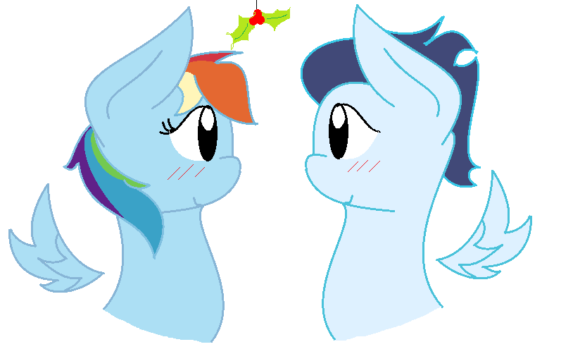When the Christmas calls by CrystalArcher123