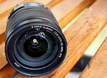 my new lense by akudenan