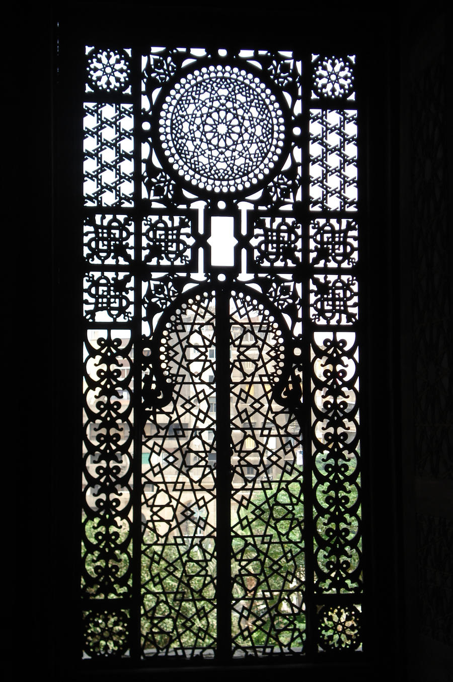 arabic pattern window by irenespain on DeviantArt