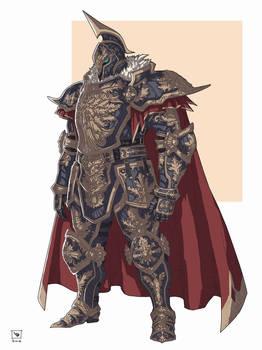 gorgeous armor
