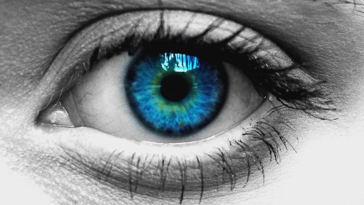 My eye. by TinaaKc