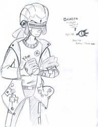 Nanoid Damien by ValorGuy