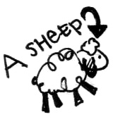 A Sheep by Mollicles420