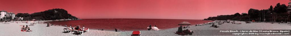 Fenals beach alterview
