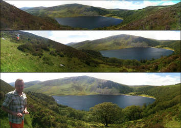 Lough Tay by thielfer