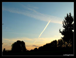 Another line in the sky