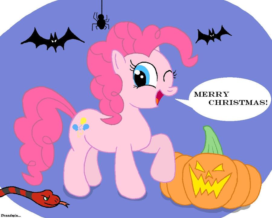 Pinkie Halloween Pie by Dreedwin