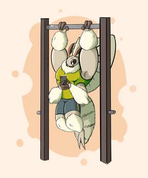 Buff Moth workout