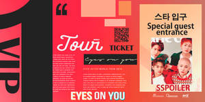 Image Result For Concert Ticket Template