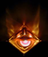 The Pheonix Pyramid Power by webfoe