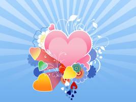 Heart by KolorowoCzarne