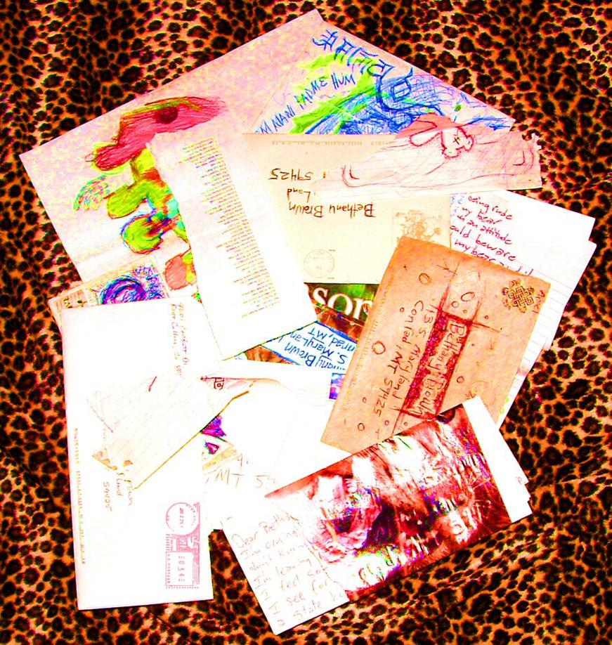 Love Letters by xxsqueekbatstockxx