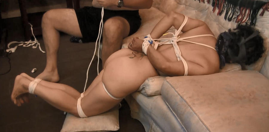Bound and Gagged for Hours by imbok