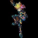 Yu-Gi-Oh! VRAINS|Fujiki Yusaku [VR Duel] (Render)