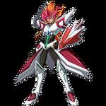 Yu-Gi-Oh! ZEXAL Tsukumo Yuma [Zexal II] (Render)