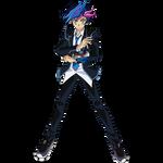 Yu-Gi-Oh! VRAINS|Fujiki Yusaku (Render)
