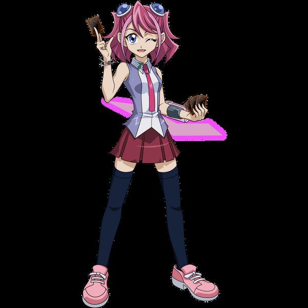 Yu-Gi-Oh! ARC-V|Hiragi Yuzu (Render) by RaidenGTX on ...  Yu-Gi-Oh! ARC-V...