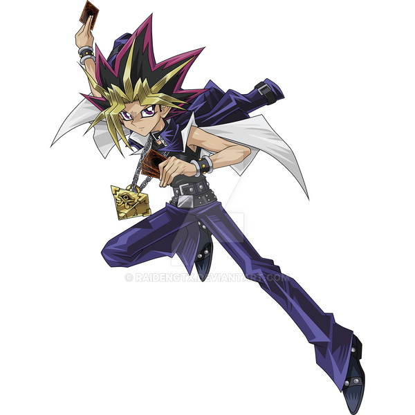 yu gi oh duel monsters yami yugi by raidengtx on deviantart. Black Bedroom Furniture Sets. Home Design Ideas