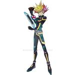 Yu-Gi-Oh! VRAINS|Fujiki Yusaku/Playmaker
