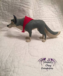 Balto commision by KatiesClayCreatures