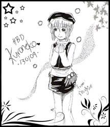 HBD09 to Kuroneko by Snowflavor