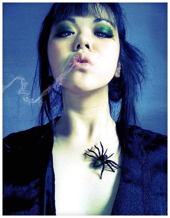 Black Widow by vodkassandra