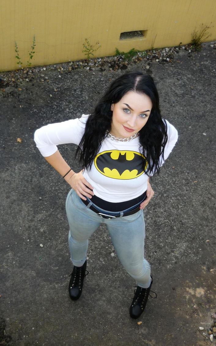 Batman by killerpeach94