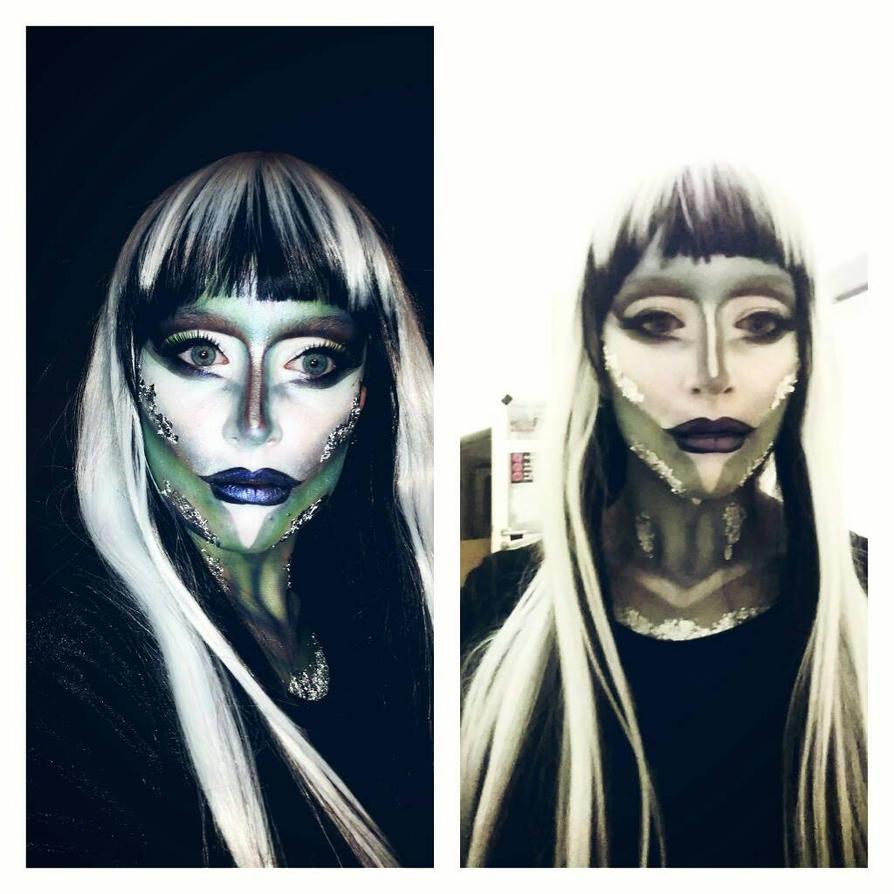 Halloween: Alien Queen by killerpeach94