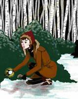 Alina Starkov by LuHander