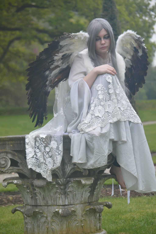 Angel stock 05 by HayleyGuinevereStock