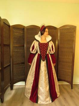 Tudor Dress 05