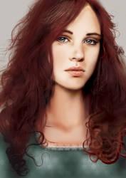 Lady Sansa by Marygosty