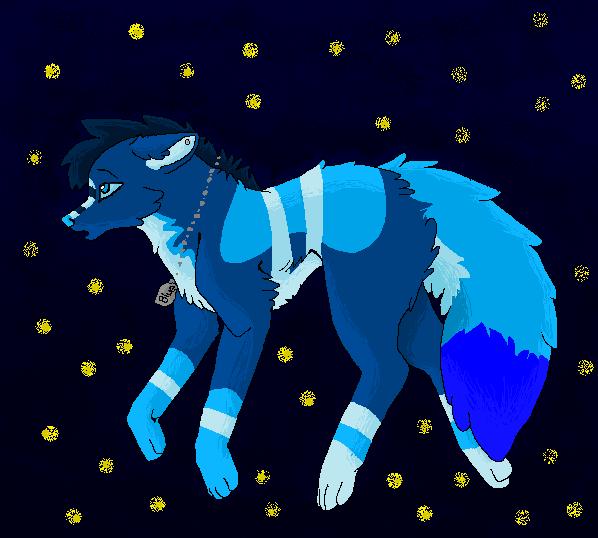 Fireflies by Hyperactive-Blue