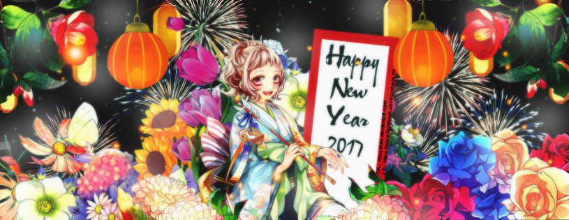 HAPPY NEW YEAR 2017 by Micucheoo